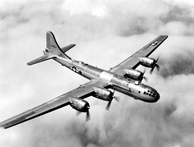 B-29 Superfortress, Boeing